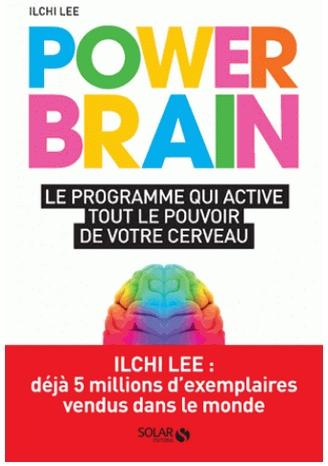 Couverture Power Brain : Le programme qui active tout le pouvoir de votre cerveau