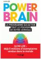 Couverture Power Brain : Le programme qui active tout le pouvoir de votre cerveau Editions Solar 2017