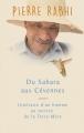 Couverture Du Sahara aux Cévennes Editions France loisirs 2017