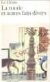 Couverture La ronde et autres faits divers Editions Folio  1993
