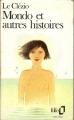 Couverture Mondo et autres histoires Editions Folio  1990