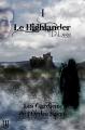 Couverture Les gardiens de l'ordre sacré, tome 1 : Le highlander Editions Hélène Jacob 2016