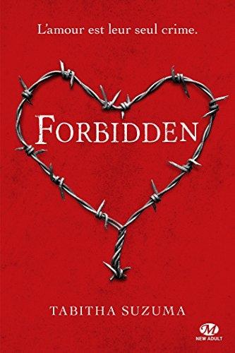 Couverture Forbidden / Notre amour interdit
