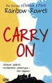 Couverture Carry on Editions 12-21 2017