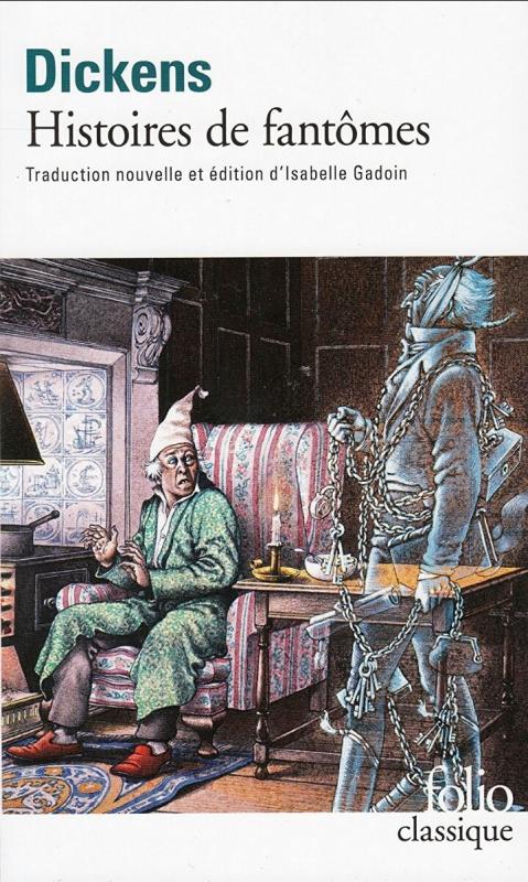 Couverture Histoires de fantômes