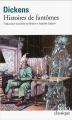 Couverture Histoires de fantômes Editions Folio  (Classique) 2016