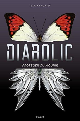 Couverture Diabolic, tome 1