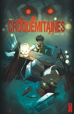 Couverture Croquemitaines, tome 1