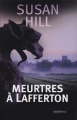Couverture Meurtres à Lafferton Editions France Loisirs (Suspense) 2007