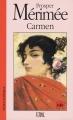 Couverture Carmen Editions Eddl 1997
