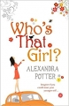 Couverture Who's that Girl Editions Hodder & Stoughton 2009