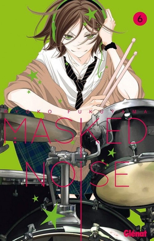 Couverture Masked noise, tome 06