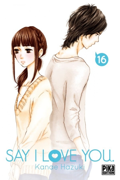 Couverture Say I Love You, tome 16