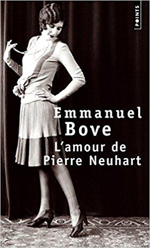 Couverture L'amour de Pierre Neuhart