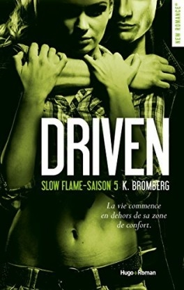 Couverture Driven, tome 5 : Slow flame