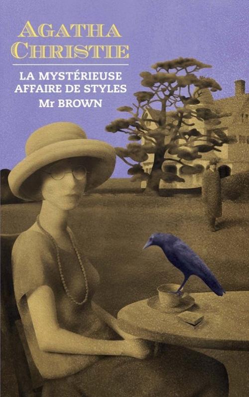 Couverture La Mystérieuse Affaire de Styles, MrBrown