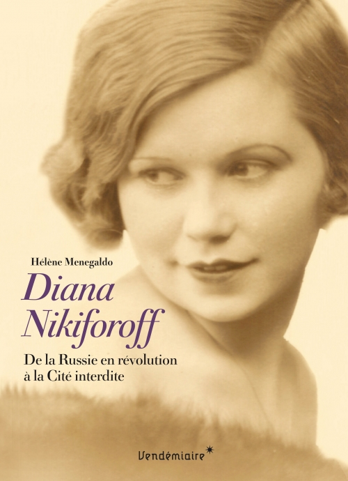 Couverture Diana Nikiforoff