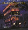 Couverture Harry Potter, illustrée, tome 3 : Harry Potter et le prisonnier d'Azkaban Editions Bloomsbury (Children's Books) 2017