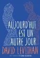 Couverture Aujourd'hui est un autre jour Editions Gallimard  (Jeunesse) 2016