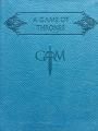 Couverture Le trône de fer, intégrale, tome 1 Editions Bantam Books 2015