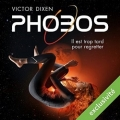 Couverture Phobos, tome 1 Editions Audible Studios 2016