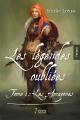 Couverture Les Légendes Oubliées, tome 1 : Les Amazones Editions 7 écrit 2016