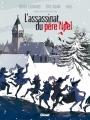 Couverture L'assassinat du père Noël Editions Glénat 2010