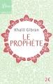 Couverture Le prophète Editions Librio (Spiritualité) 2017