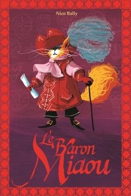 Couverture Le Baron Miaou