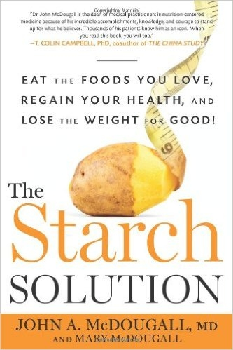 Couverture The Starch Solution
