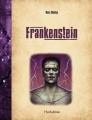 Couverture Frankenstein ou le Prométhée moderne / Frankenstein Editions Hurtubise 2015