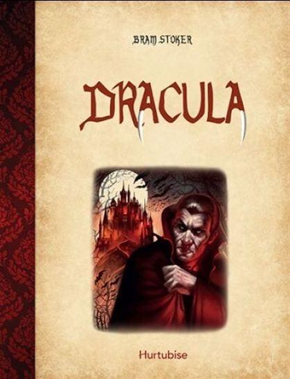 Couverture Dracula, abrégé