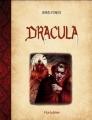 Couverture Dracula, abrégé Editions Hurtubise 2015