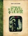 Couverture L'étrange cas du docteur Jekyll et de M. Hyde / L'étrange cas du Dr. Jekyll et de M. Hyde Editions Hurtubise 2015