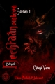 Couverture Nechtaànomicon, intégrale, tome 1 Editions L'ivre-book (Imaginarium) 2016
