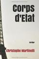 Couverture Corps d'état, tome 1 Editions Autoédité 2016