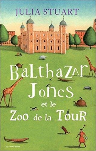 Couverture Le zoo de la tour de Londres
