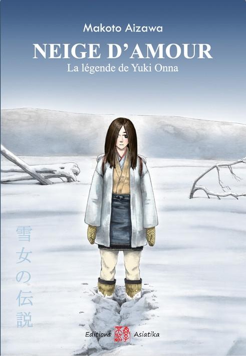 Couverture Neige d'amour La légende de Yuki Onna