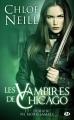 Couverture Les vampires de Chicago, tome 13 : Demain ne mord jamais Editions Milady (Bit-lit) 2017