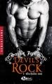 Couverture Devil's Rock, tome 1 : Enchaîne-moi Editions Milady (Romance - Sensations) 2016