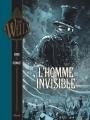 Couverture L'homme invisible, tome 1 Editions Glénat 2017