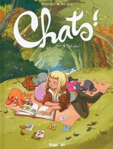 Couverture Chats !, tome 6: Chats alors !