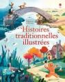 Couverture Histoires traditionnelles illustrées Editions Usborne 2017