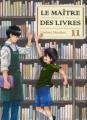 Couverture Le maître des livres, tome 11 Editions Komikku 2017