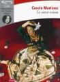 Couverture Le Coeur cousu Editions Gallimard  (Ecoutez lire) 2016