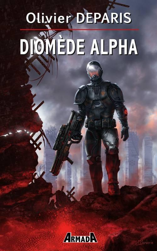 Couverture Diomède Alpha