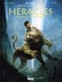 Couverture Héraclès, tome 1 : La jeunesse du héros Editions Glénat (La sagesse des mythes) 2017