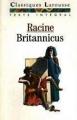 Couverture Britannicus Editions Larousse (Classiques) 1992