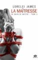 Couverture De main de maître, tome 4 : La maîtresse Editions Milady (Romantica) 2017