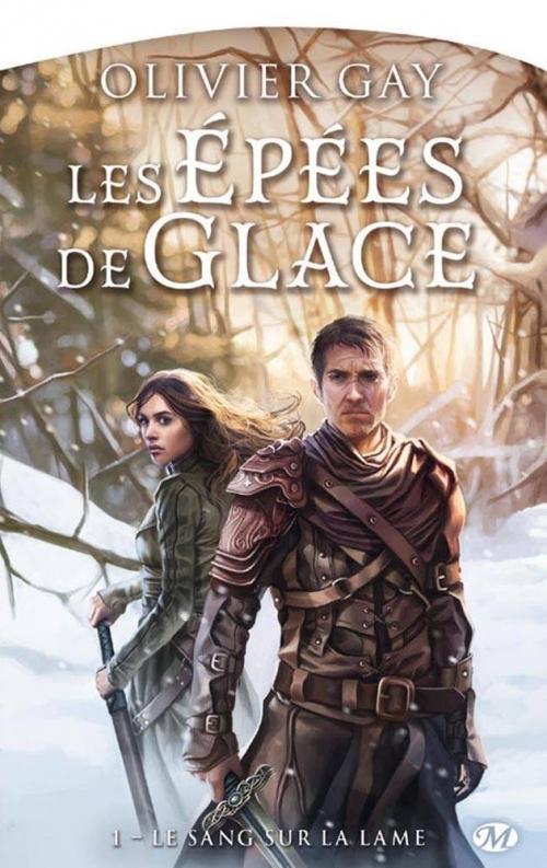 Couverture Les épées de glace, tome 1 : Le boucher / Le sang sur la lame